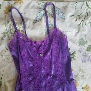 Vintage sleepwear jumpsuit